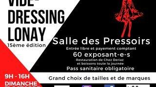 Vide-dressing de Lonay, 15ème édition