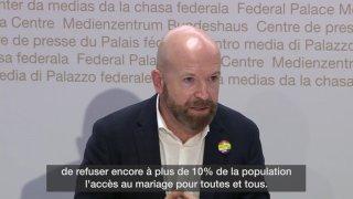 Un comité interpartis pour le oui au «mariage pour tous»