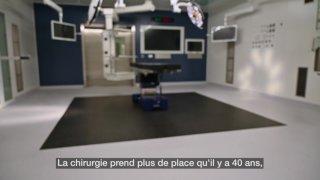 Le CHUV va inaugurer son nouveau bloc opératoire