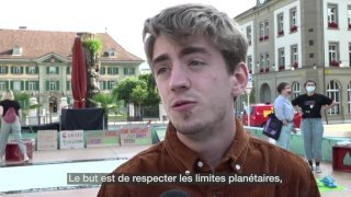 Lancement de l'initiative pour la responsabilité environnementale