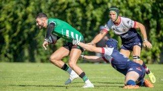Le Nyon Rugby Club trop court à Yverdon