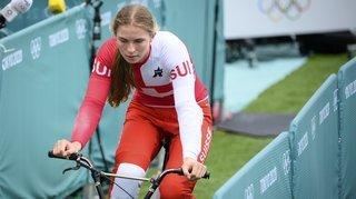 Zoé Claessens chute en finale des Championnats du monde