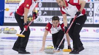 Qualification pour les JO de Pékin: un duel suisse de niveau mondial