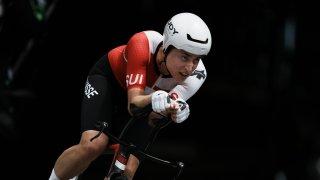 Cyclisme: Marlen Reusser vice-championne du monde du contre-la-montre