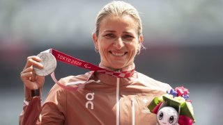 Jeux paralympiques de Tokyo: l'argent pour Manuela Schär sur 5000 m