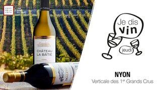 Dégustation thématique de vins