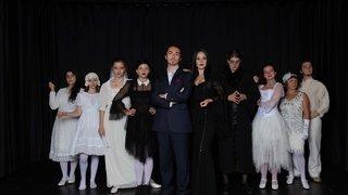 La Famille Addams - comédie musicale en français