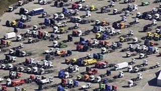 Transport routier: l'Europe manque de camionneurs