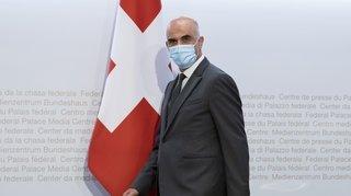 Chantage contre Berset: le conseiller fédéral sous pression après de nouvelles révélations