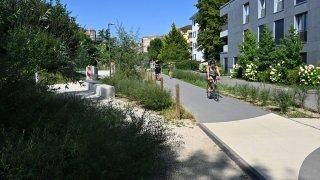Pour fêter la mobilité, Nyon inaugure deux chemins sans voiture