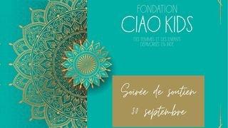 Soirée caritative indienne - Fondation Ciao Kids