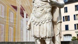 Brunch au Musée romain de Nyon