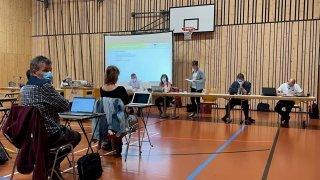 A Bassins, la nouvelle Municipalité prend ses marques
