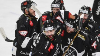Hockey: Lugano gagne chichement pour son entrée en lice