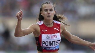 Athlétisme – CS espoirs: Léonie Pointet fuse en 11''20 sur 100 m et égale Kambudji