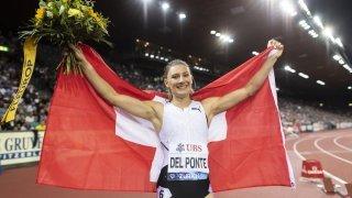 Athlétisme – Diamond League: Del Ponte 3e du 100m Weltklasse,  Mujinga Kambundji 5e