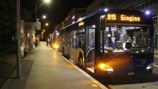 Région de Nyon: dix ans d'investissements massifs et payants dans les bus