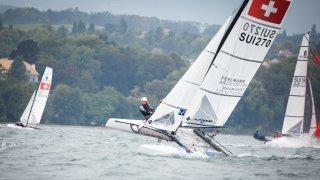 La Morgienne Noémie Fehlmann s'illustre aux Championnats suisses