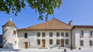 A Bursins, le château Le Rosey sera vendu au plus offrant