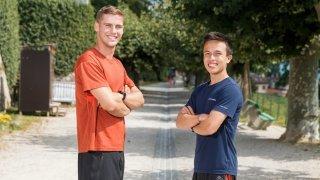 Nyon: deux gymnasiens vont courir de Verbier à Zermatt pour leur matu