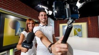 Nyon région télévision redécouvre les plaisirs du terrain