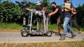 """Allaman: en tournage avec l'équipe du film """"L'amour du Monde"""""""