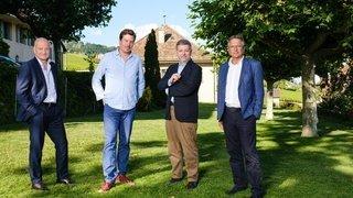 A Rolle, la Maison Schenk veut bâtir une «Cité des vins»