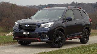 Automobile: Subaru Forester e-Boxer, un grand classique toujours d'actualité