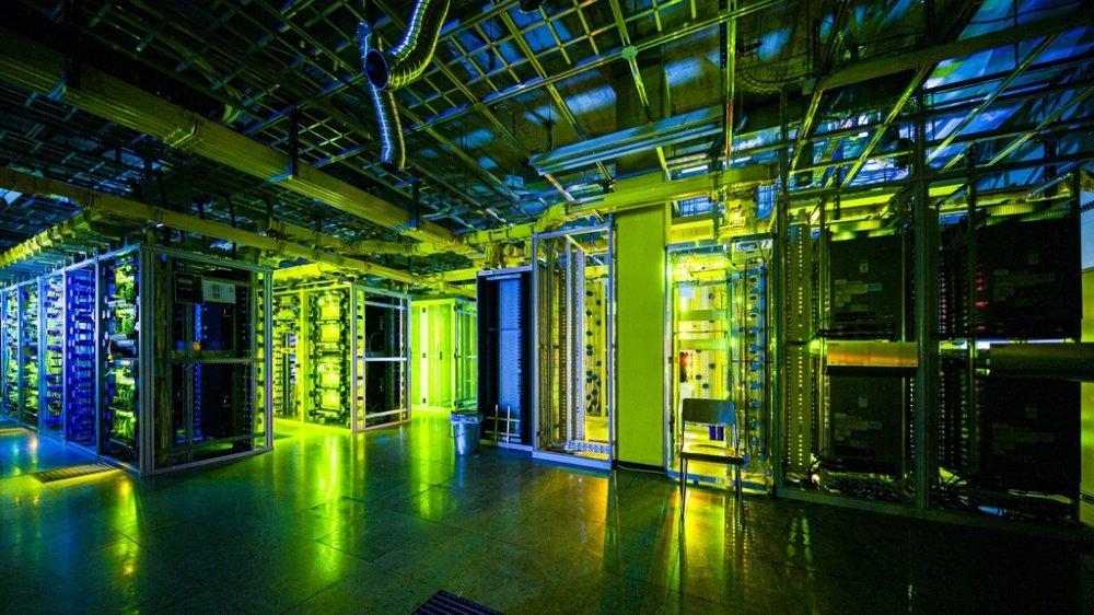 La Suisse a décidé de confier l'hébergement des données à des services étrangers.