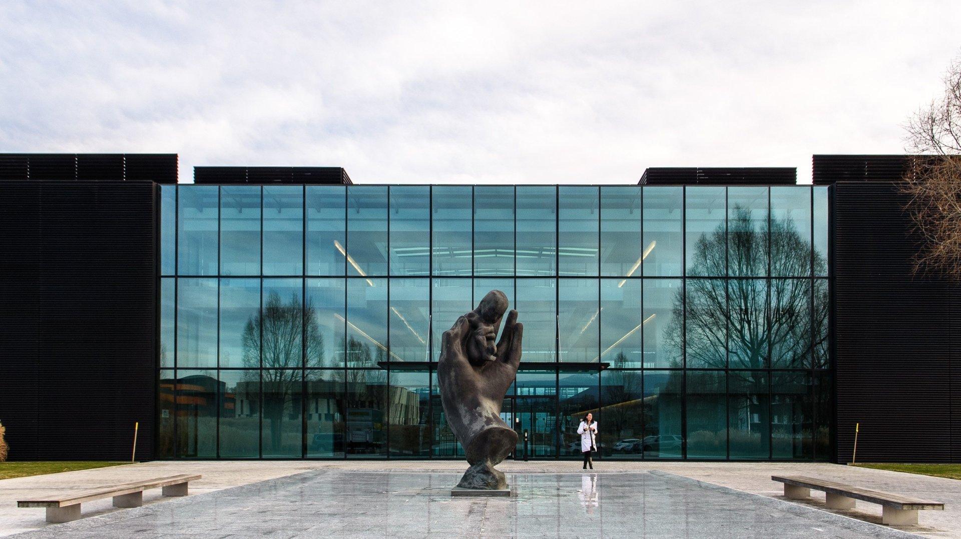 La multinationale a inauguré son siège administratif et son site de production en 2006 à Saint-Prex.