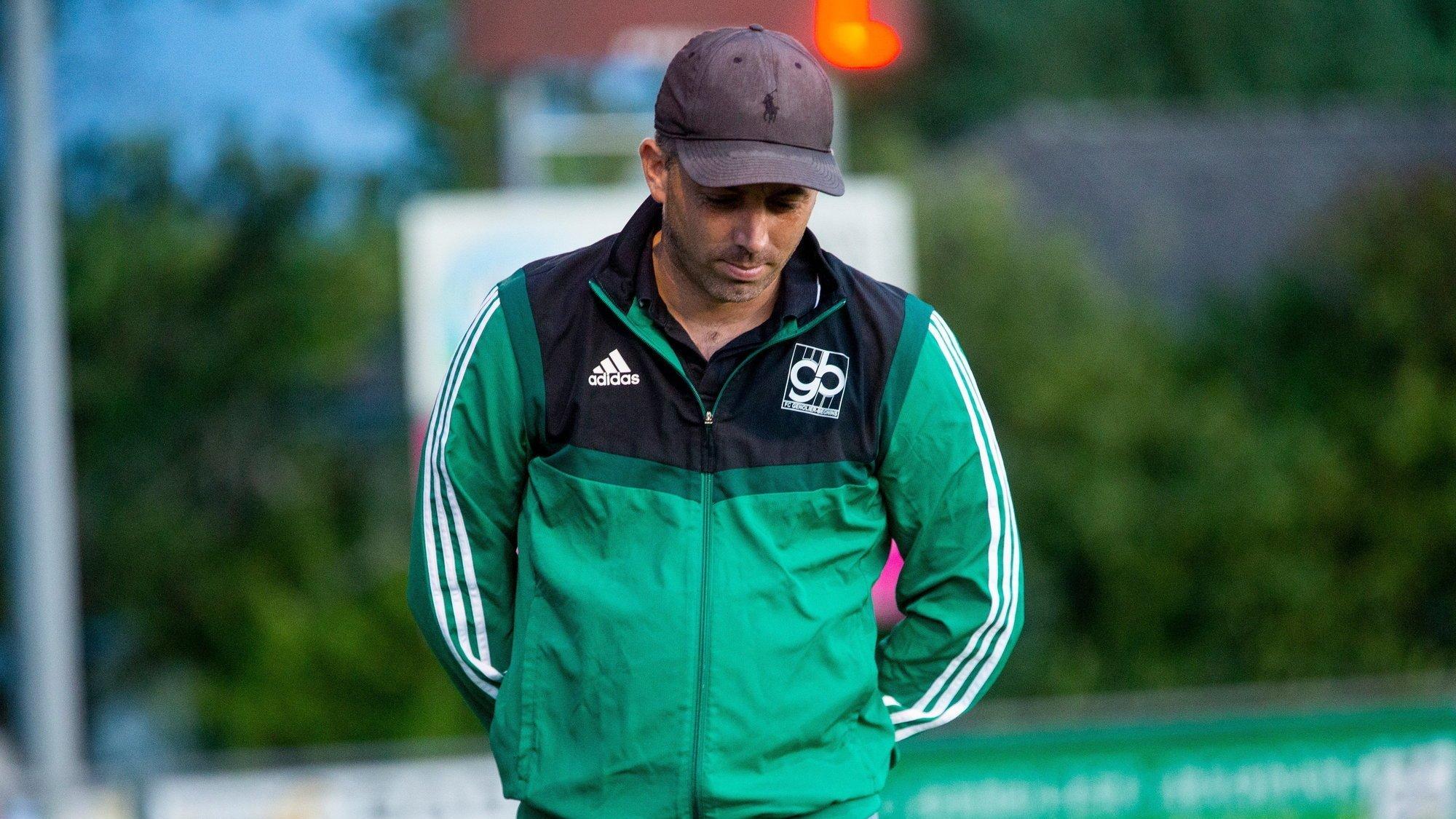 Après avoir ramené le club en 2e ligue inter, il y a trois ans, Virgile Joly préfère se retirer.