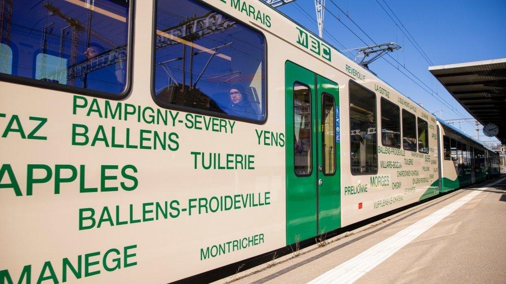 L'avenir des gares d'Apples et de Pampigny desservies par le BAM est une question qui tient aux élus de Hautemorges.