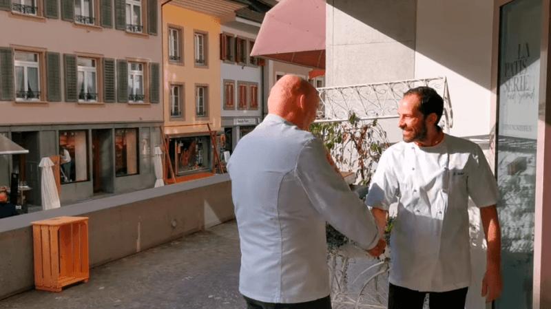 Un Suisse sacré pour la première fois meilleur pâtissier au monde