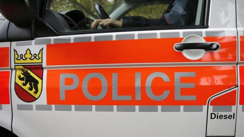 Accident de la route: un automobiliste grièvement blessé à Tavannes (BE)