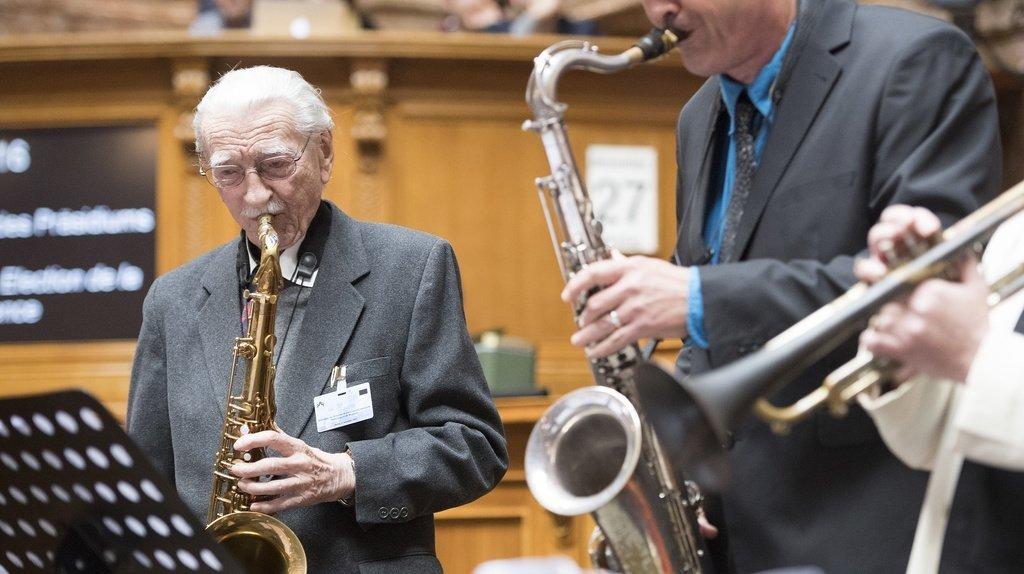 René Langel, co-fondateur du Montreux Jazz, est décédé à 96 ans