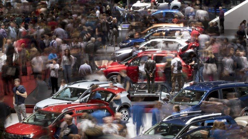 Le Salon de l'auto de Genève 2022 annulé