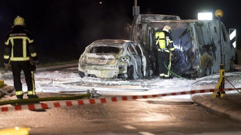 En 2019, un fourgon de transport de fonds a été attaqué à Daillens. (Photo d'archive)
