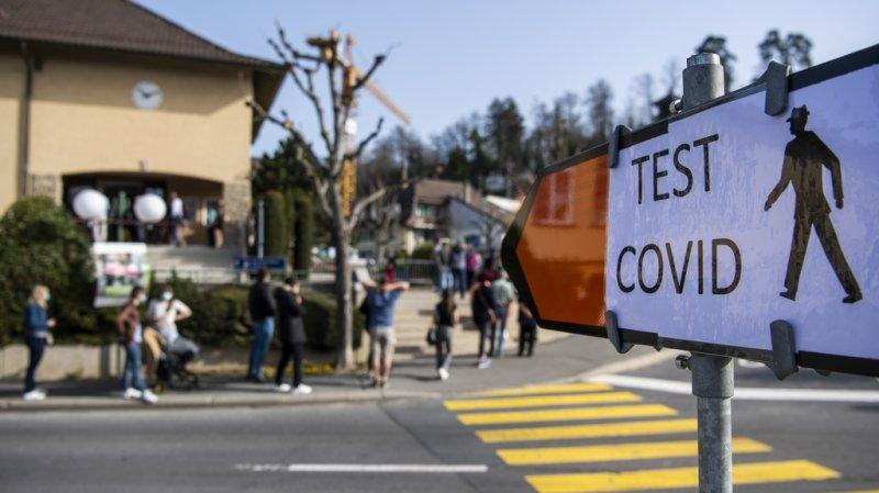 Coronavirus: la Suisse compte 952 nouveaux cas pour 27'545 tests, 7 morts et 22 hospitalisations