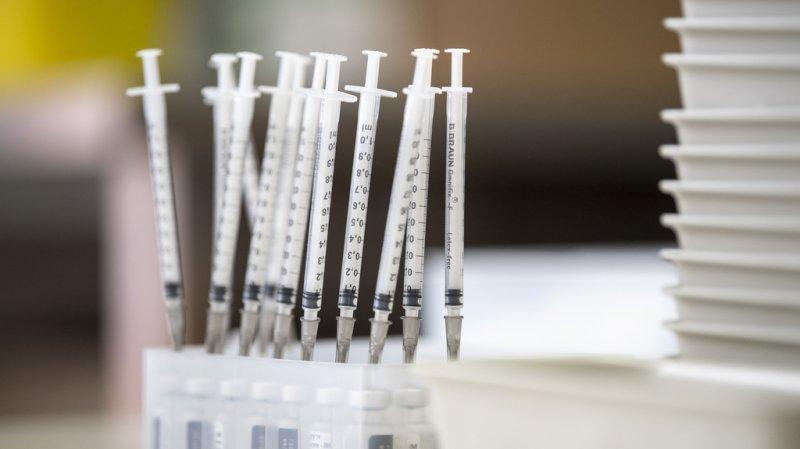 Coronavirus: disponibilité des vaccins anti-Covid assurée en Suisse