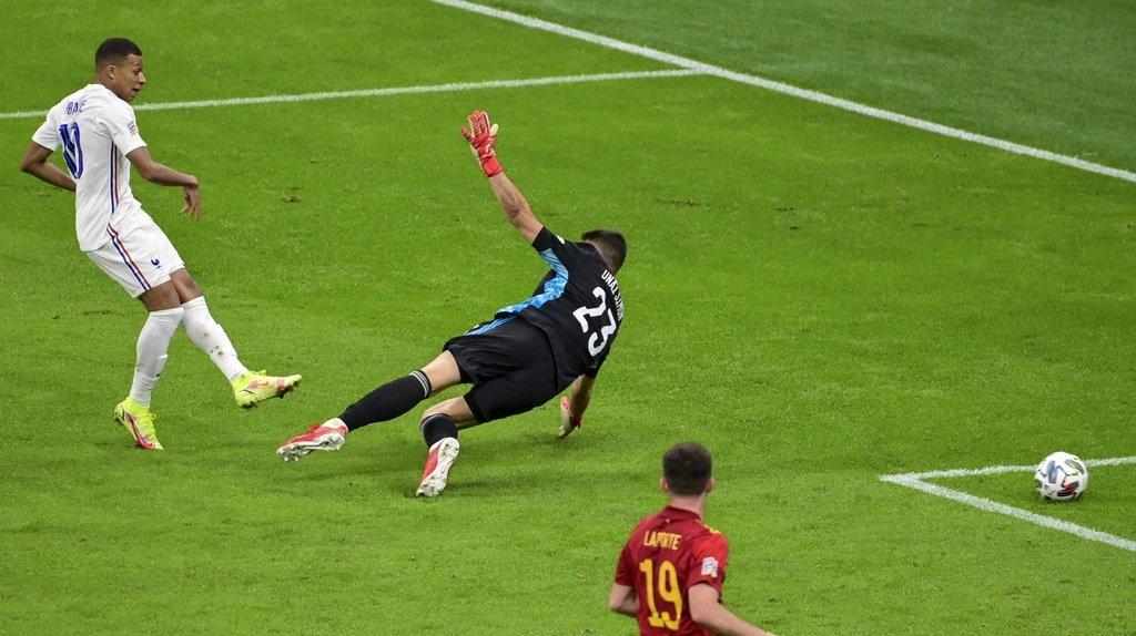 Football – Ligue Nations: le but de la victoire de Mbappé était-il valable ?
