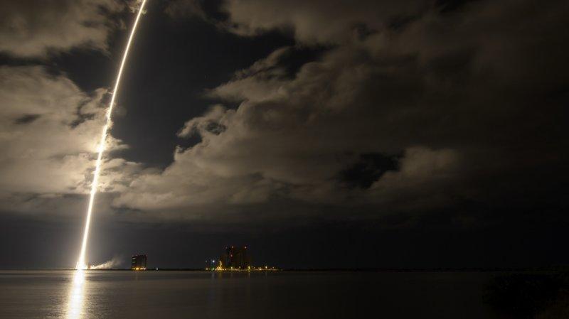 Espace: décollage de la première mission vers les astéroïdes troyens
