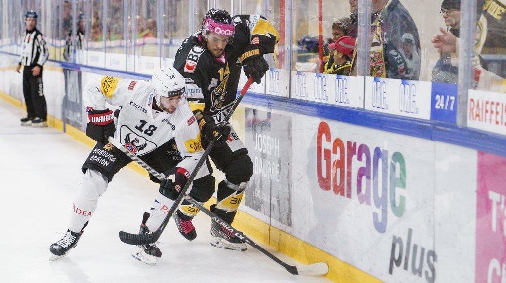 Hockey – National League: Fribourg égale un record, Lausanne perd et Genève respire