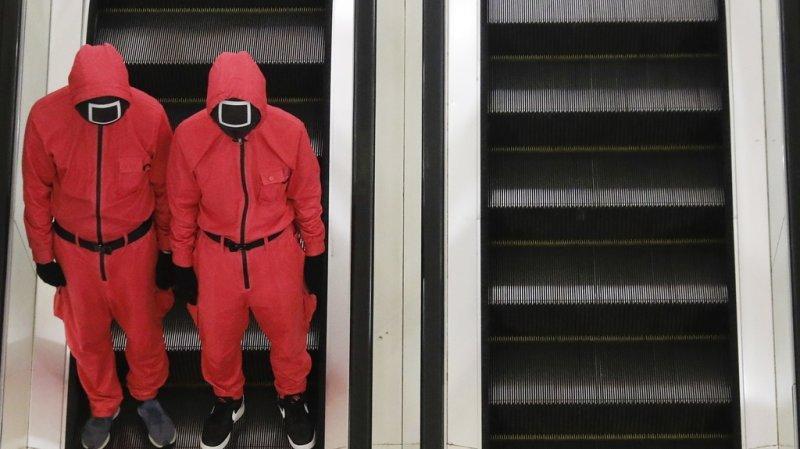 Etats-Unis: le costume Squid Game banni pour Halloween dans des écoles new-yorkaises