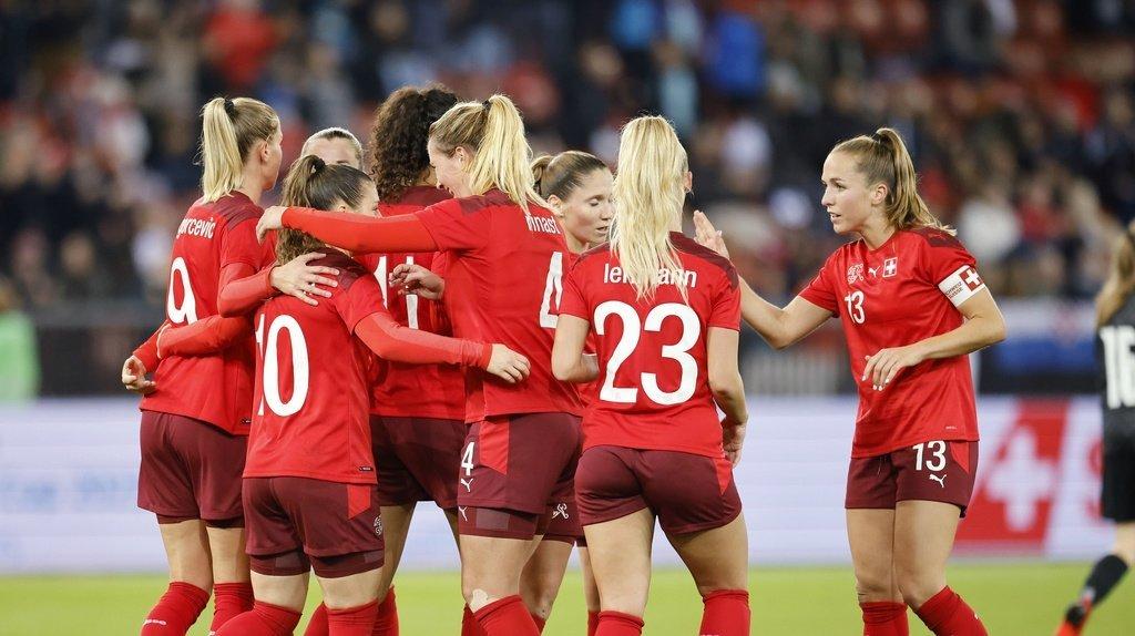 Football - Euro 2022: les Suissesses connaissent leurs adversaires