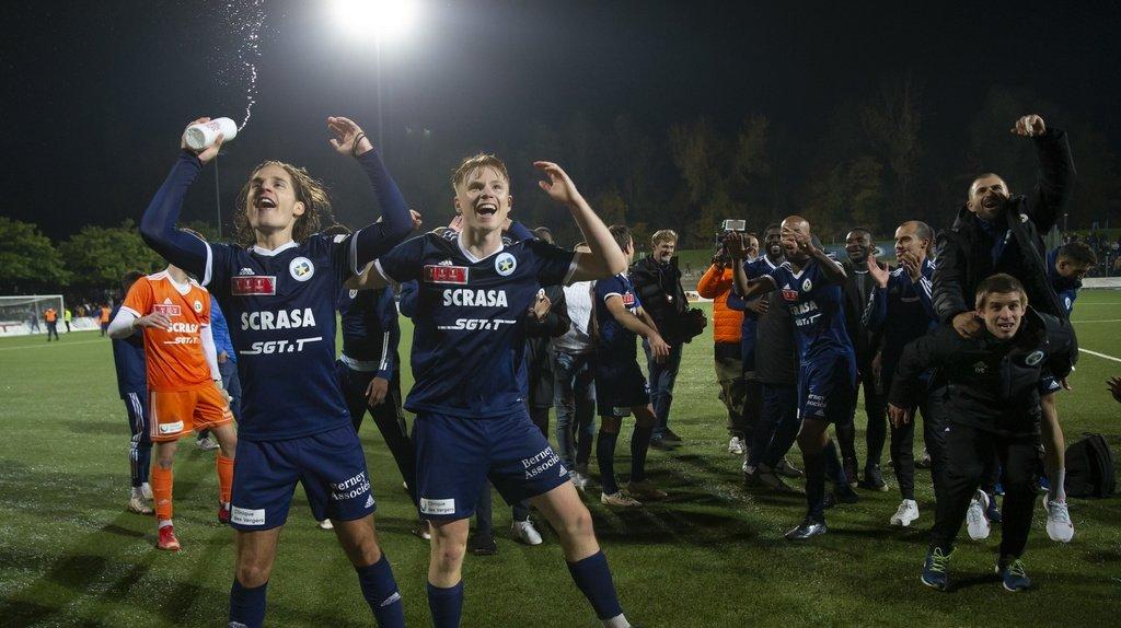 Football – Coupe de Suisse: Etoile-Carouge élimine Bâle, Servette sorti à Thoune