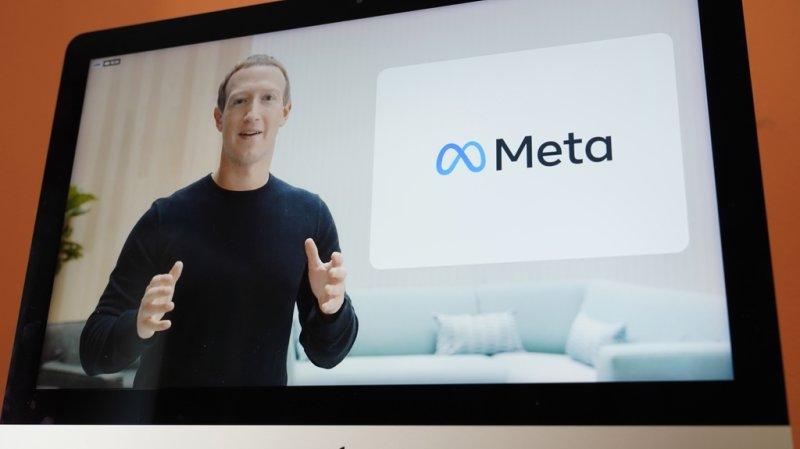 Réseau social: le groupe Facebook s'appellera désormais Meta, a annoncé Zuckerberg