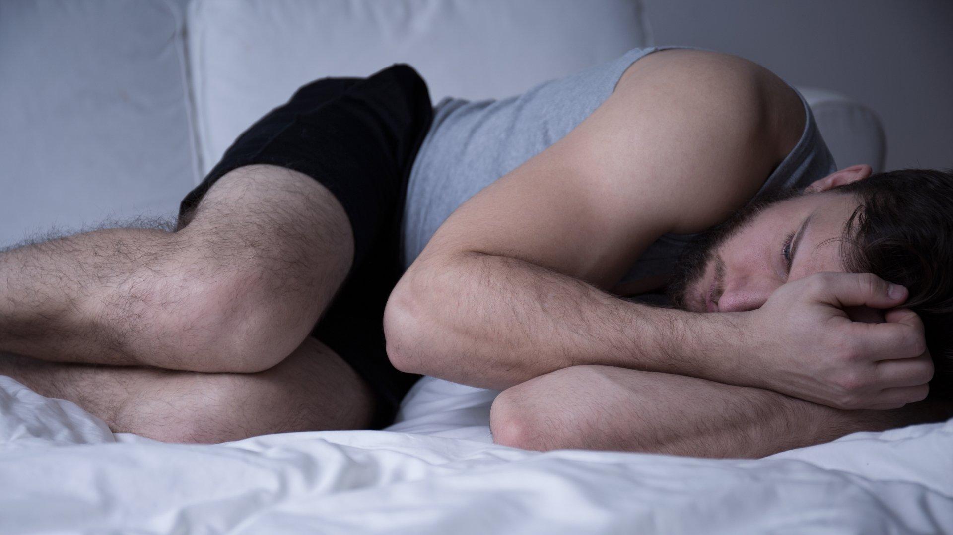 L'épuisant syndrome des jambes sans repos