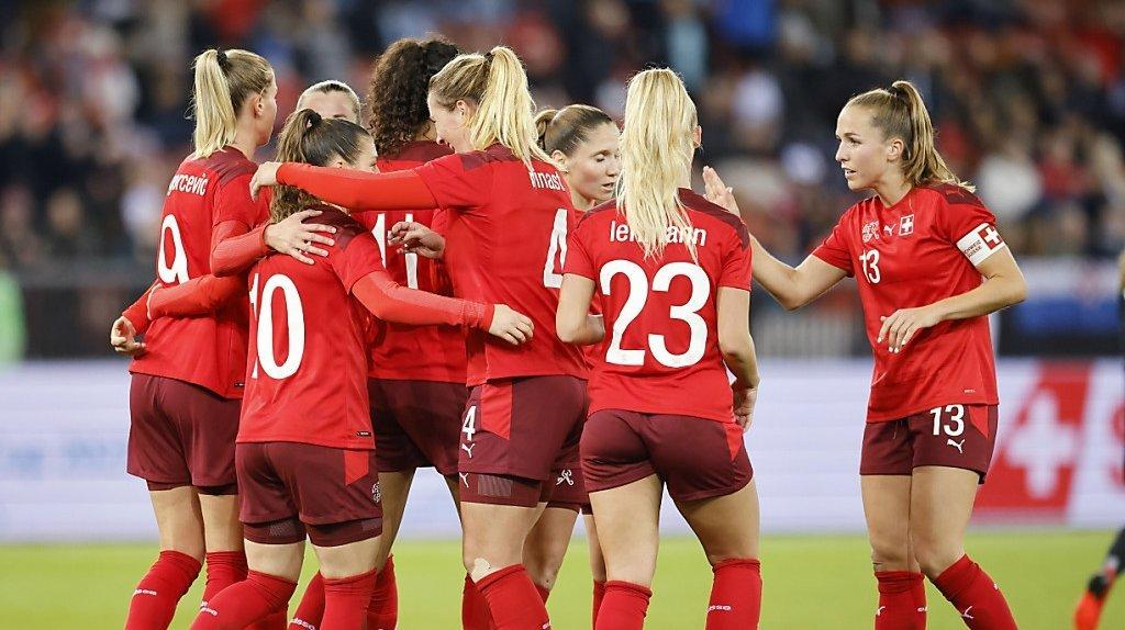 Football – qualifications Coupe du monde 2023: la Suisse poursuit son parcours immaculé