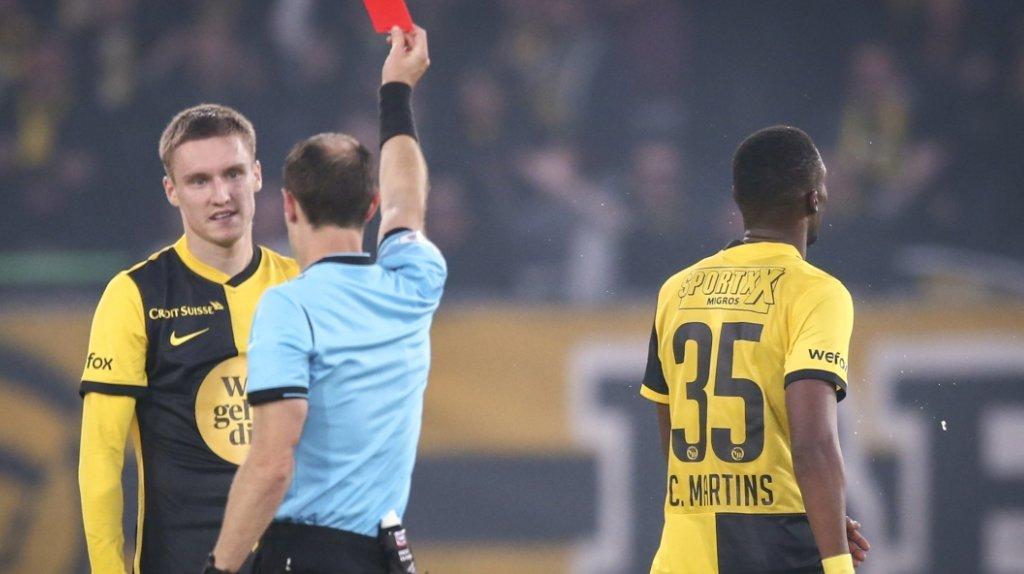 Football: Young Boys arrache un point à la dernière minute