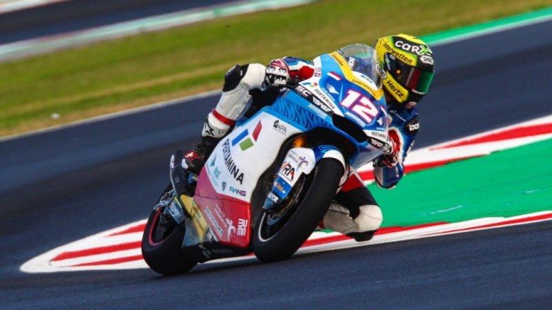 Moto – GP d'Emilie Romagne: Thomas Lüthi 14e